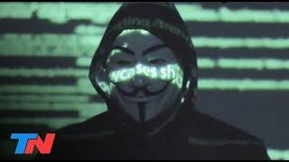 ¿Quiénes están detrás de Anonymous?