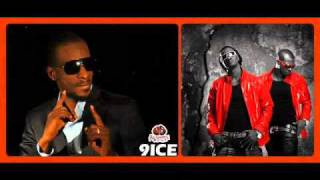 9ice Feat. P-Square - All The Way(www.hiphopsouth.wordpress.com)
