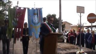 preview picture of video 'Campoleone, 28 maggio 2014. 70esimo anniversario della Battaglia di Aprilia'