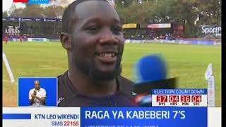 Homeboyz waingia robo fainali, Raga ya Kabeberi 7's