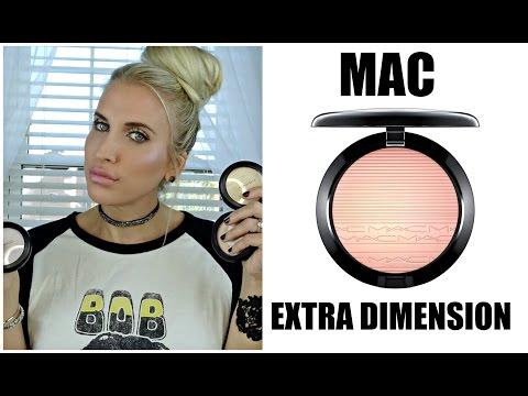 Extra Dimension Blush by MAC #3