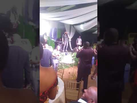 PHYNO performs live in UNN, at the 48th convocation ceremony in honour of Dr. Dan Chukwudozie