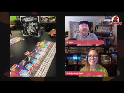 Gumbo Live! with Carla Kopp talking Space Base
