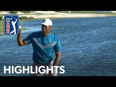 Tiger Woods' highlights | Round 3 | Hero 2019