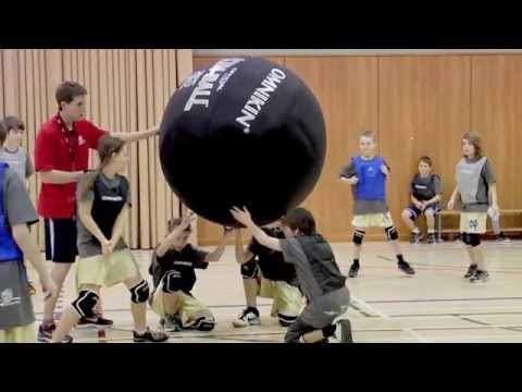Kinball Canada - KIN-BALL® sport World Cup 2015