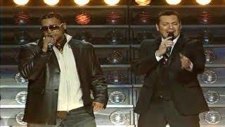 Victor Manuel & Don Omar - Nunca Había Llorado Así (En Vivo) - Madison Square Garden (Salsa)HD