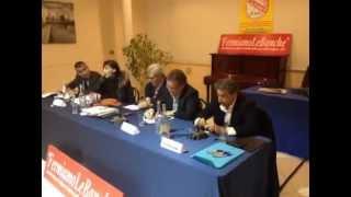 preview picture of video 'Io voto utile: Marra, Sgarbi e la Salvador a Palma Campania'