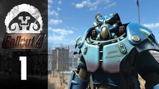 FALLOUT 4 (Chapter 5) #1 : Would you kill for a good parking spot?