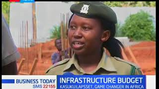 Kenya Prison Service officers in Kakamega County get new houses