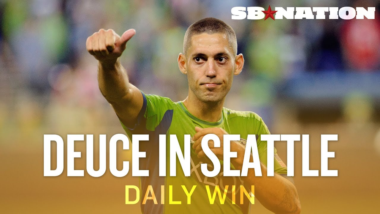 Clint Dempsey Debuts in Seattle - The Daily Win thumbnail