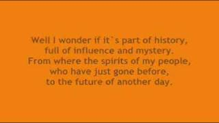 Yothu Yindi - Tribal Voice (lyrics)
