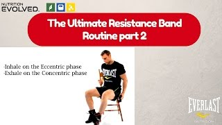 Ultimate Resistance Band Routine part 2