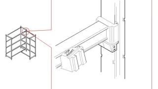 Camshelving Elements Series: Installing Corner Connectors