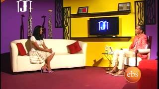 Jossy in Z House Show Interview with Amleset Muchie