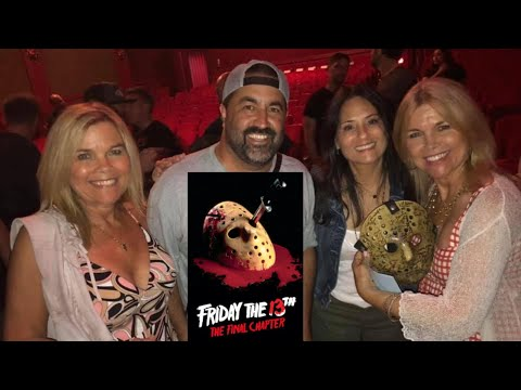 Download Friday the 13th The Final Chapter screening w/ cast and crew Q&A Mp4 HD Video and MP3