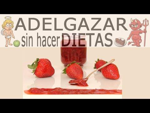 Dieta durante el segundo tipo de diabetes