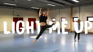 Ingrid Michaelson   Light Me Up  Dance Choreography