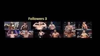 EA Sports UFC 3 Бои по просьбам подписчиков 3