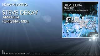 FO140R039: Steve Dekay - Amatista (Original Mix)