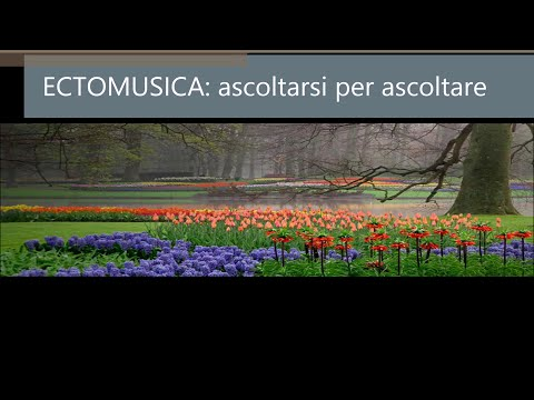 ECTO MUSICA: ASCOLTARSI PER ASCOLTARE – di Fabio Bottaini
