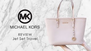 Michael Kors Jet Set Travel Review | Enbotedebote