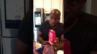 Akbar Gbajabiamila Nearly Dies After The Paqui One Chip Challenge