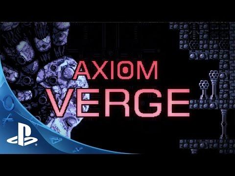 Axiom Verge - Launch Trailer | PS4 thumbnail
