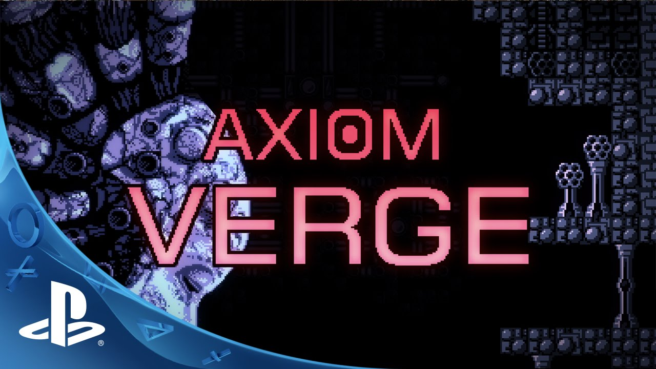 The Development of Axiom Verge: A 5-year Retrospective