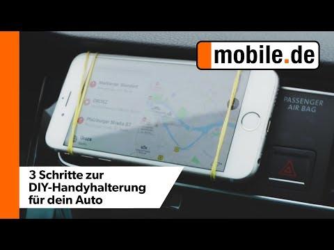 DIY Smartphone Halterung in 3 Schritten fürs Auto | mobile.de