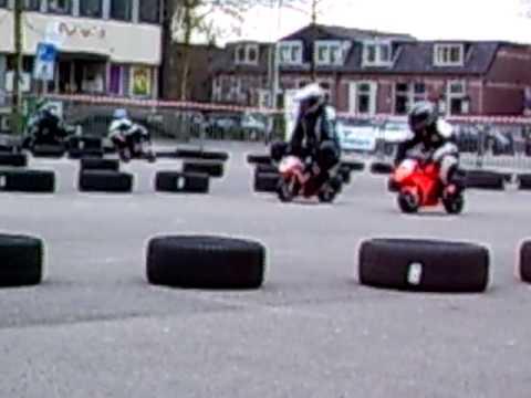 Tom - Blata Elite 14 bij Gennep on Wheels 2010