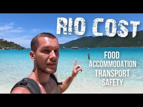 HOW EXPENSIVE IS RIO DE JANEIRO? TRAVEL GUIDE & SAFETY