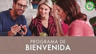 Nuevo Programa de Bienvenida 2019 en Oriflame