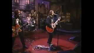 Matthew Sweet - Sick of Myself - CBS Late Show '95