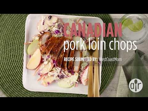 How to Make Canadian Pork Loin Chops | Dinner Recipes | Allrecipes.com
