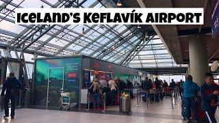 Keflavík International Airport, Iceland