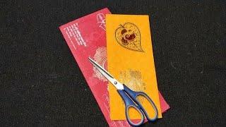 शादी के कार्ड से बनाये 5 आसान बास्केट | Best use of old Marriage invitation card / Shaadi ke card