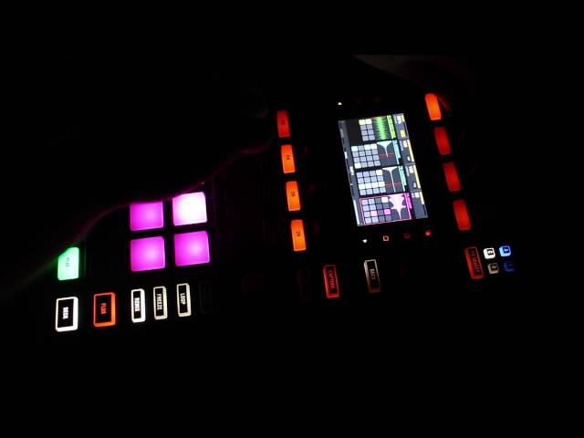Traktor 2.11 Step Sequencer - first time