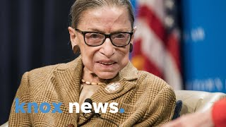 Ruth Bader Ginsburg, the oldest justice on the U.S. Supreme Court, has died at age 87