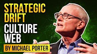 Strategic Drift & Culture Web Explained in 2020