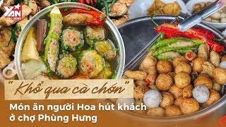 """Khổ Qua """"Cà Chớn"""" Món Ăn Người Hoa Hút Khách Chợ Phùng Hưng   Món Ngon Yan Food"""