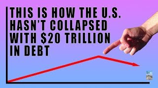THIS is How the U.S. Accumulated $21 Trillion in Debt Without COLLAPSING!
