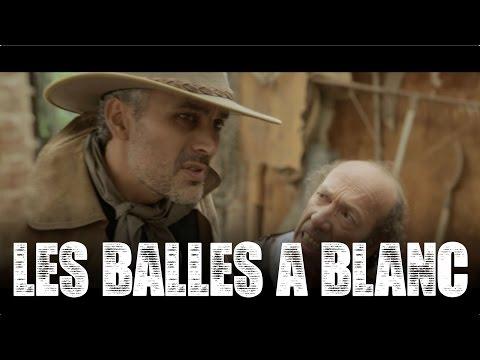 """Ah l'West! épisode """"Les balles à blanc"""""""