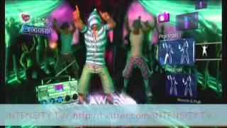 iNTENSITY TV - Dance Central's Break Your Heart (Dance, Gaming)