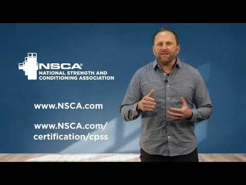 Prepare for the CPSS certification exam with NSCA's Essentials of ...