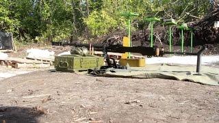 ВДВ України випробовують нову гвинтівку калібру 12.7 мм.