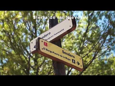 Descubre la Sierra de las Nieves a través del sendero El Burgo - Fuensanta