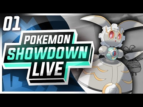 MAGEARNA DOES ITS THING! • Pokemon Showdown Live [OU]