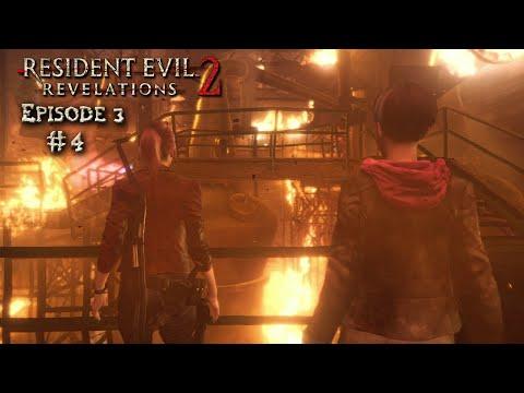 Resident Evil Revelations 2 (Episode 3) #4 - Countdown in der Gießerei - Let's Play Resident Evil