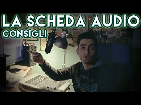 L'importanza di una SCHEDA AUDIO: Quale acquistare? ● AUDIOMAKING 3