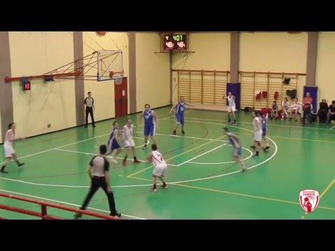 immagine di anteprima del video: Serie B 2015/2016 Highlights Varese- Bresso